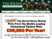 The Racing Tipsters - Instant C A $ H Bonus For New Affiliates!