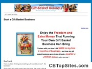 Start a Gift Basket Business -  Make Gift Baskets for Fun and Profit