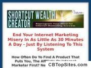 Shortcut Wealth Creator Lead Capture Page | | atuneuatuneu
