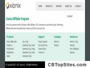 Xionix Affiliate Program | Earn up to 75% Commission