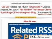 Related RSS Plugin - Awesome For SEO