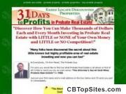 31 Days To Profits In Probate Real Estate--#1-rated Probate Course