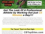 Speed Ladder Fitness Workouts