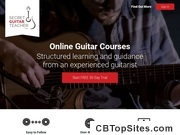 The Secret Guitar Teacher :: Online Guitar Courses for Beginner to Advanced Players