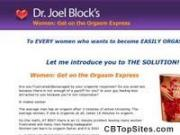 Dr Joel Block - Women: Get on the Orgasm Express