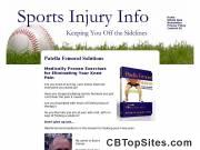 Patella Femoral Solutions - Sports Injury Info