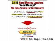 Earn Easy $55/sale | Secret Hard Money Lenders List