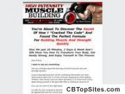 High Intensity Muscle Building