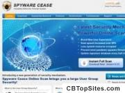 Spyware Cease - Anti Spyware Made Easy. Free Spyware Scan