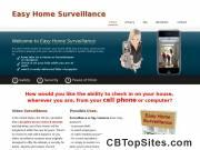 Easy Home Surveillance - Cell Phone