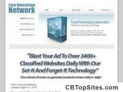 Total Advertising Network - Classified Ad Blaster | Search Engine Blaster
