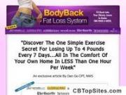 BodyBack Fat Loss System