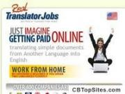 Real Translator Jobs - Get Paid To Translate