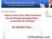 The Insider's Guide to Your Own Virtual Bookkeeping Business | Virtual Bookkeeping Business Guide