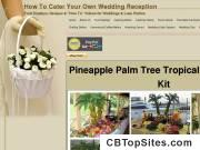 Fruit Displays, Recipes & How To Videos for Weddings & Luau Parties