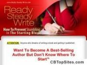 Ready Steady Write - How To Write A Book The Easy Way