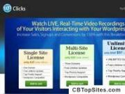 Wpclicks - Watch Your Site Visitors - Wordpress Plugin