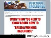 Breed A Winning Racehorse