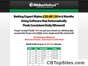 Midas Method (Auto Betting Machine)