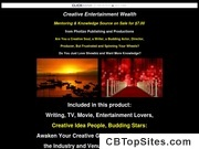 Creative Entertainment Wealth