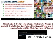 The Ultimate eBook Creator