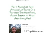 19 Foods to Lose the Flab on a Raw Vegan Diet + Eight Techniques To Be Full On Less - live on alive