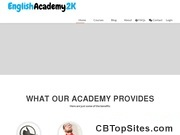 Online English Courses | English Academy 2k – LEARN FASTER, SIMPLER, BETTER
