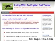 Live With An English Bull Terrier