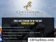 Free Cheltenham Tips From Kev Carr