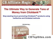 CB Affiliate Magic | Clickbank Affiliate Marketing