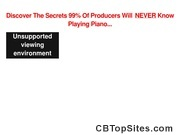 Producers Piano 101