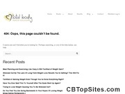 Ugh! You got a 404, Page not found - Total Body Health Solutions