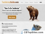 Taxidermy made easy