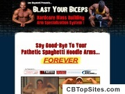 Blast Your Biceps - Arm Specialization Workout Program