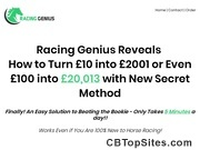 Racing Genius – Expert Horse Racing Tips