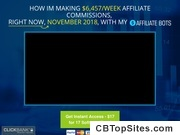 Affiliate Bots - 17 Tools = 75% Commissions & $7k Cash Prizes!