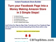 FB Store Builder | Instant Facebook Store Builder | How to Turn your Facebook Page Into a Money Making Amazon ebay store