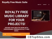 Royalty Free Music Suite – Royalty Free Music Library & Collection