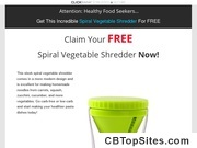 Spiral Vegetable Shredder |