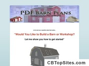 15 Barn Plans, Blueprints, Ebook And Videos On Buliding