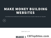 ᐅ Make money building websites