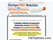Free Christine Clayfield Website Resources - Design Free Websites With 