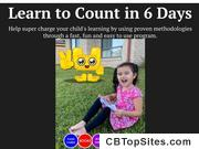 Learn To Count In 6 Days - Milestone Program