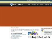 Junk Cleaner - PC Clean up Software| Slow PC Optimization Software | Computer Cleaner