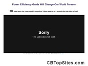 Power Efficiency Guide – Power Efficiency Guide
