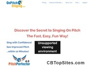 Pitchperfector Trains You To Sing On Pitch In 10 Minutes!