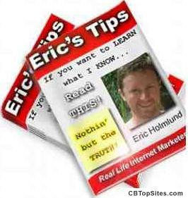 Free Internet Marketing Tips & Lessons | Eric's Tips