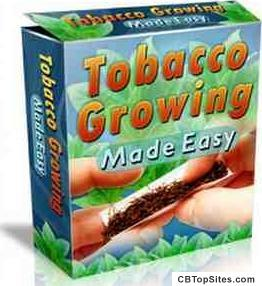 Tobacco Growing Made Easy -