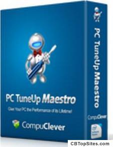 Clean My PC - Purchase PC Tuneup Maestro | CompuClever
