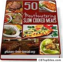 Slow Cooked Meals - Gluten Free Bread